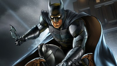 Предзаказ Batman: The Enemy Within