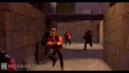 Крабошпигун с Team Fortress 2