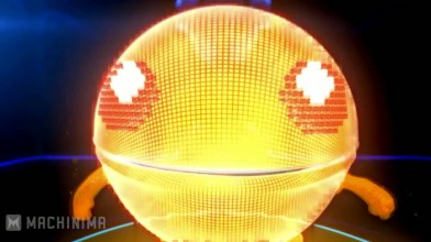"""Pac-Man and the Ghostly Adventures """"Фан фильм""""."""