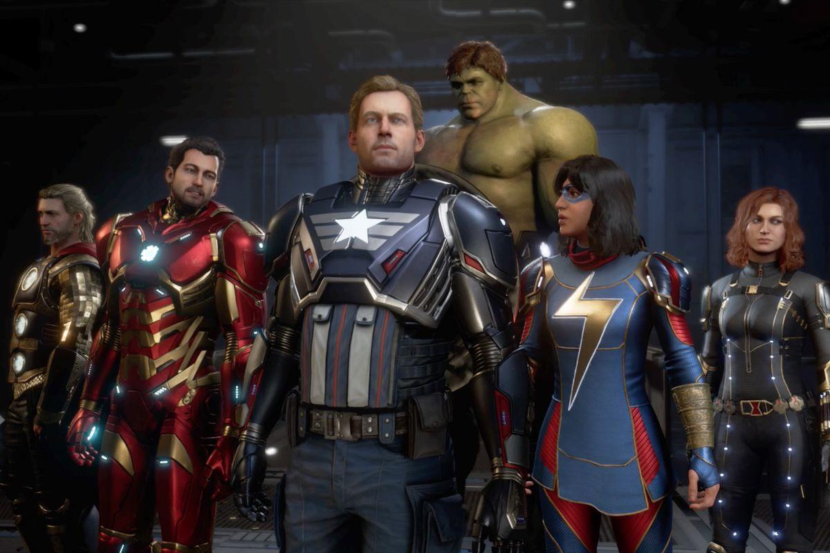 Marvel's Avengers все еще не окупила затраты на разработку
