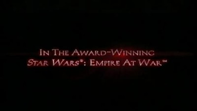 Star Wars Empire at War: Forces of Corruption E3 2006