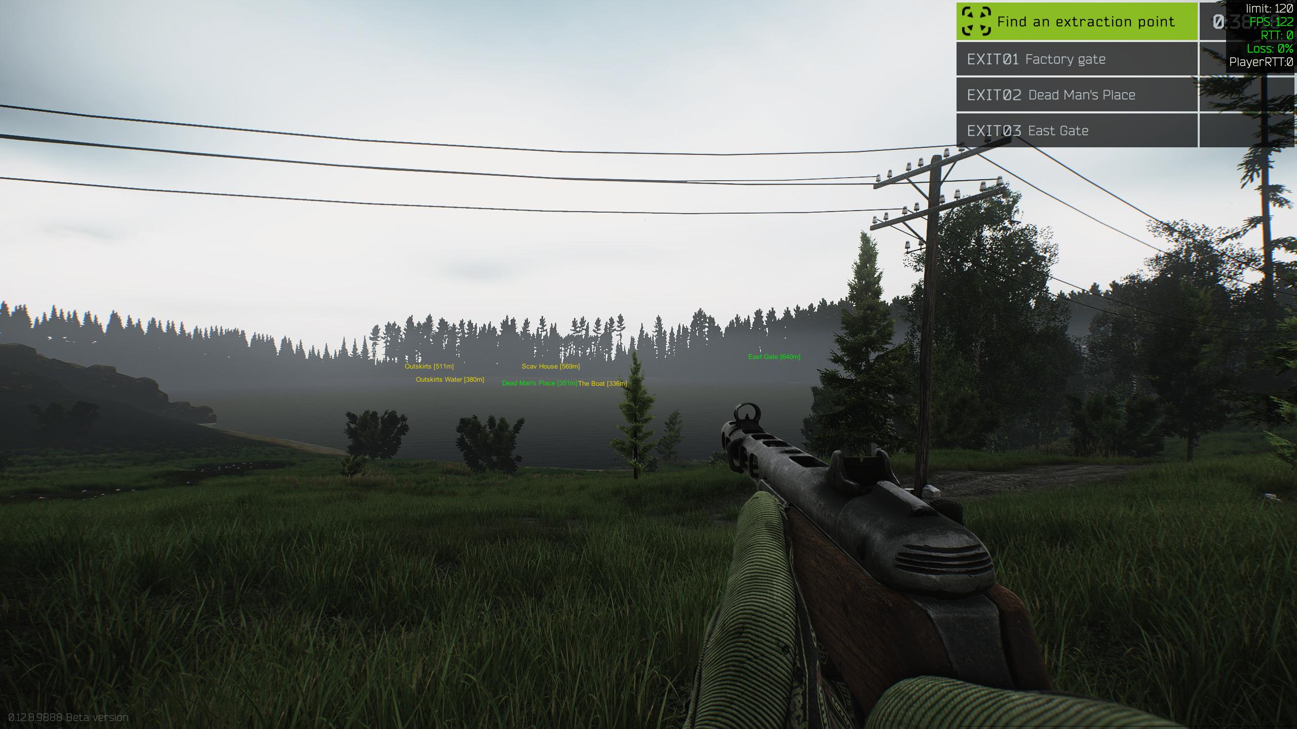 Чит-мод Escape from Tarkov