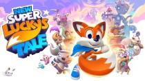 Super Lucky's Tale выйдет на PlayStation 4 и Xbox One этим летом
