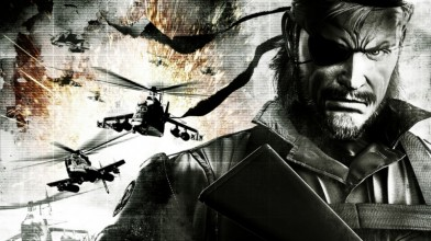 Игровой ролик Metal Gear Solid: Peace Walker HD