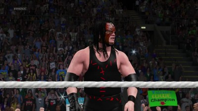 "WWE 2K15 ""Геймплей PS 4 - Roman Reigns vs Kane"""