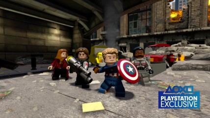 LEGO Marvel's Avengers - Civil War Trailer | PS4, PS3, PS Vita