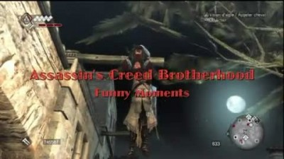 Assassin's Creed Brotherhood Funny Moments