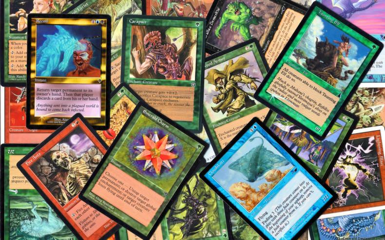 карточные игры с персонажами
