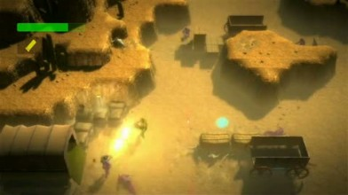 "Bionic Commando Rearmed ""Top-Down Trailer"""