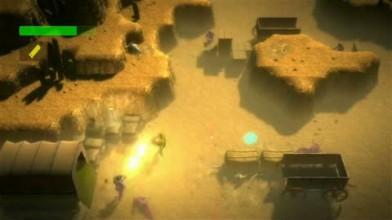 "Bionic Commando Rearmed ""Top-Down Trailer"""