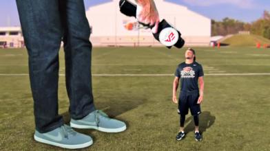EA Sports посмеялась над собой в ролике Madden NFL '15