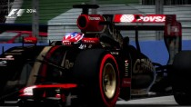 "F1 2014 ""Singapore Hot Lap"""