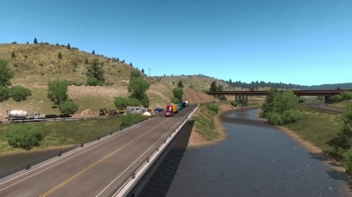 American Truck Simulator - Список изменений в обновлении 1.33