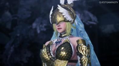 Warriors Orochi 4 - кат-сцена Афины