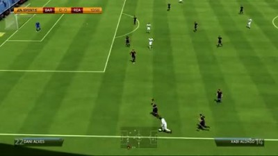 "FIFA 14 ""Геймплей: Barcelona vs Real Madrid"""