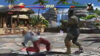 "Tekken Tag Tournament 2 ""Alisa/Heihachi Costumes"""