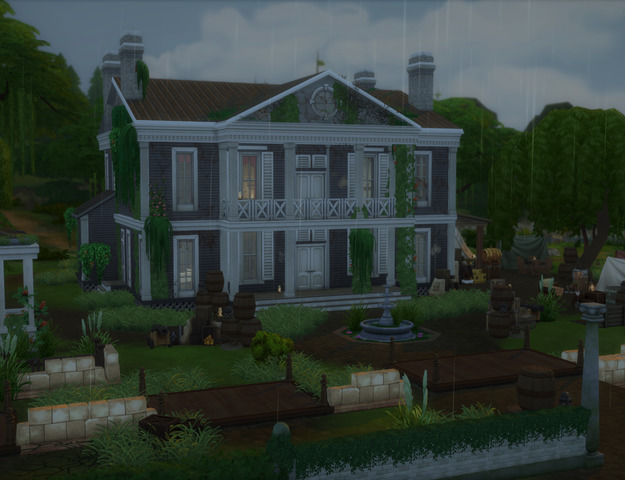 В The Sims 4 воссоздали локацию из Red Dead Redemption 2