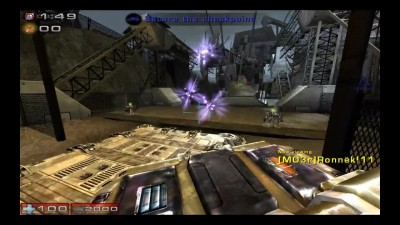"Unreal Tournament 2004 ""hellbender 2014"""