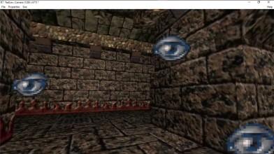Unreal - Технодемо 1995 года