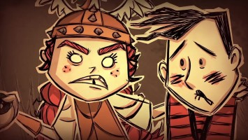 Трейлер - Don't Starve Together