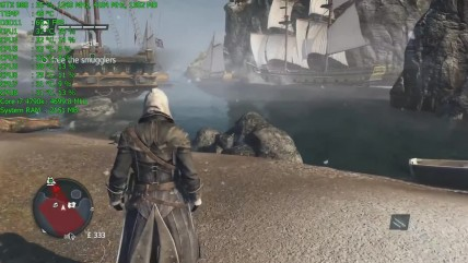 Assassin's Creed:Rogue  PC ULTRA 60FPS  GTX 980 & i7 4790k