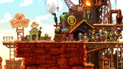 Приключенческий платформер SteamWorld Dig 2 неожиданно выйдет на Xbox One 21 ноября