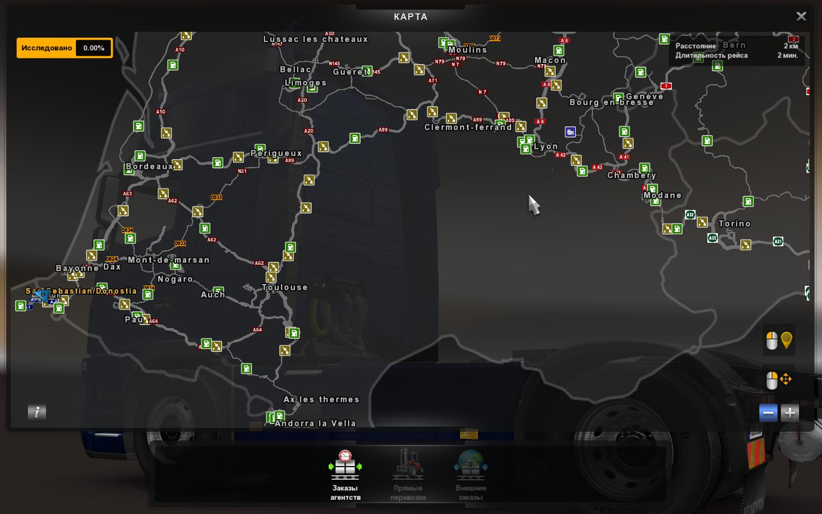 Preview time-lapse (250%) of belgium in promods 2. 10 youtube.