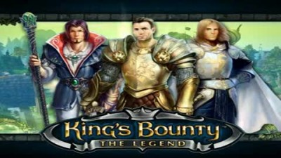"King's Bounty: The Legend ""Dragonfighting Gameplay"""