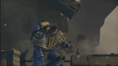 "Warhammer 40,000: Space Marine ""Blockbuster Entertainment Diary"""