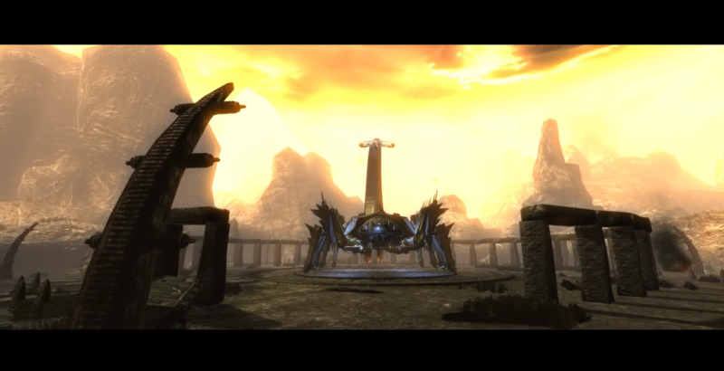 Гигантский механический скорпион Циммермана - один из самых запоминающихся эпизодов в игре