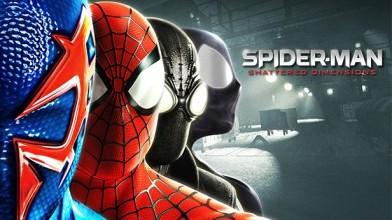 Spider-Man: Shattered Dimensions стал основой мультипликации Человек Паук: Через Вселенные!