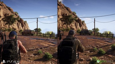 Tom Clancy's Ghost Recon: Wildlands: Пакет сюрпризов для Xbox One X?