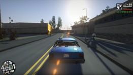 Новая модификация, изменяющая графику в GTA: San Andreas практически до уровня GTA 5
