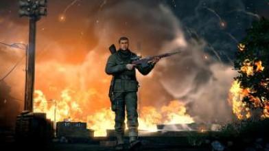 Sniper Elite V2 Remastered получила трейлер-сравнение и дату релиза