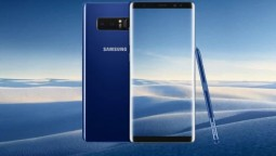Распаковка Samsung Galaxy Note 9 (видео)