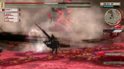 Трейлер God Eater 2: Rage Burst