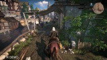 "The Witcher 3 ""��������� ������ 2013/2014 Demos vs Final Game (Digital Foundry)"""