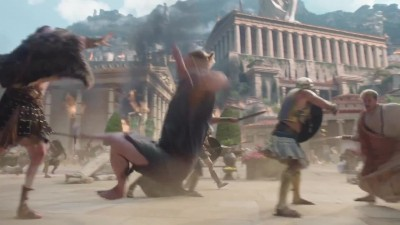 Live-Action трейлер Assassin's Creed: Odyssey