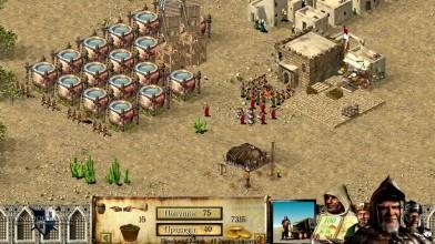 [Прохождение] Stronghold Crusader - Mission 3