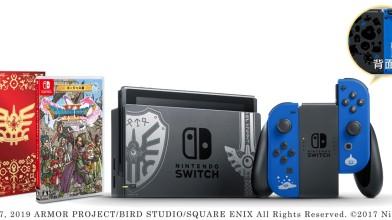 Square Enix анонсировали бандл Dragon Quest XI S Loto Edition с Nintendo Switch