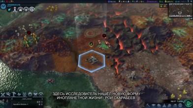 """Sid Meier's Civilization: Beyond Earth """"Обзор дополнения - Rising Tide"""" [С русскими субтитрами]"""