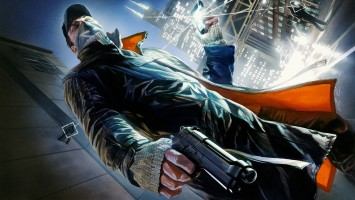 Parallax occlusion mapping в Watch Dogs