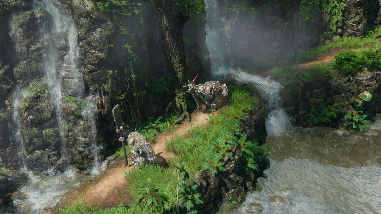 Скриншоты самостоятельного расширения 'Fallen God' для SpellForce 3