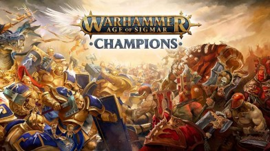 Дата релиза и кинематографичный трейлер карточной игры Warhammer Age of Sigmar: Champions