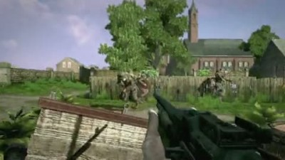 "Brothers in Arms: HH ""Ubidays 2008: Gameplay"""