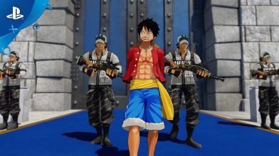 Вступительный ролик One Piece: World Seeker