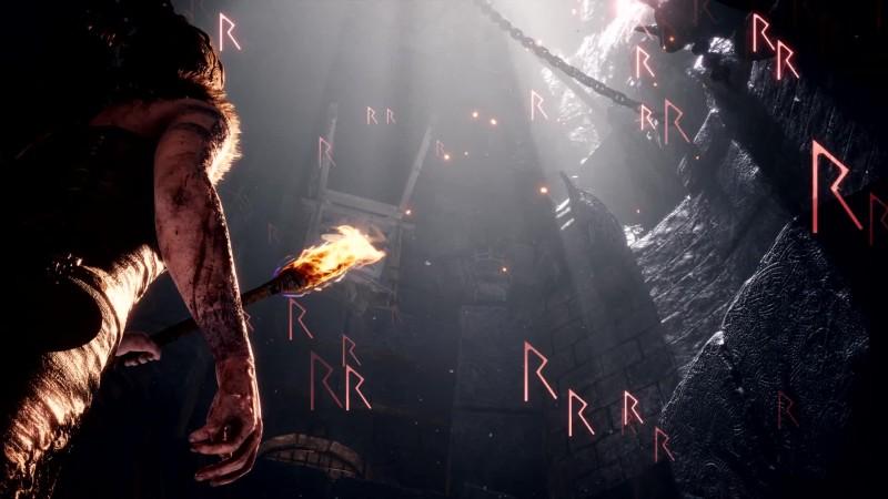 Hellblade: Senua's Sacrifice | Тизер Senua's Psychosis