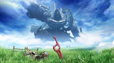 Сюжетный трейлер Xenoblade Chronicles 3D