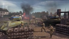 "Company of Heroes 2: The Western Front Armies ""Дебютный геймплей"""