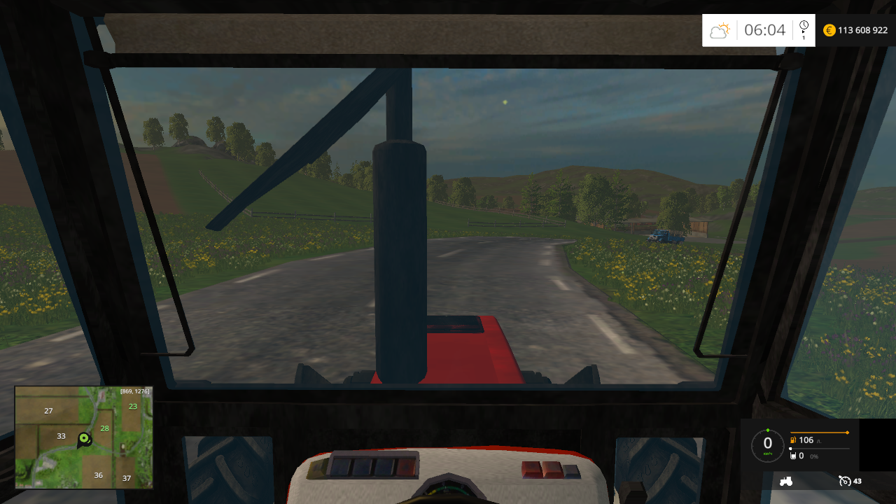 Zetor Simulator Русификатор